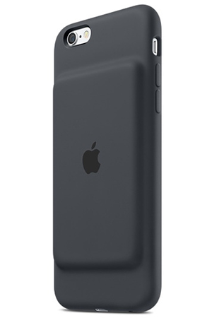 coque batterie apple smart battery case pour iphone 6 6s gris anthracite mgql2zm a darty. Black Bedroom Furniture Sets. Home Design Ideas