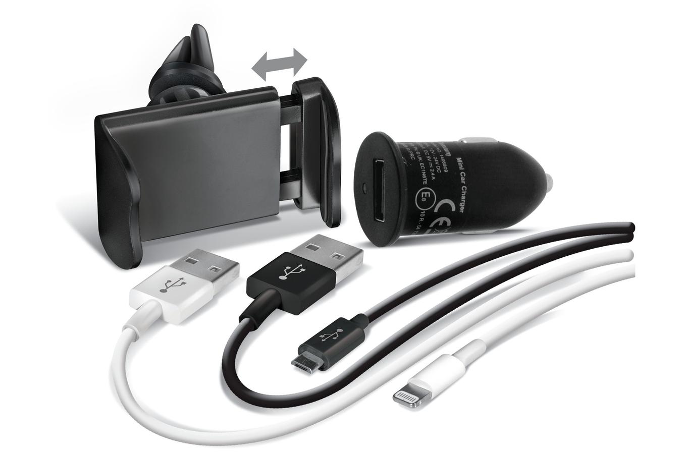 Support pour t l phone mobile temium pack voiture pour for Image pour telephone portable gratuit