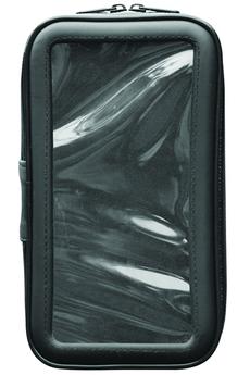 """Support pour téléphone mobile Support vélo avec housse waterproof pour smartphone avec écran jusqu'à 5,5"""" Temium"""