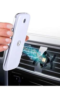 Support pour téléphone mobile Support voiture Universel Aimanté TETRAX Fix Tetrad