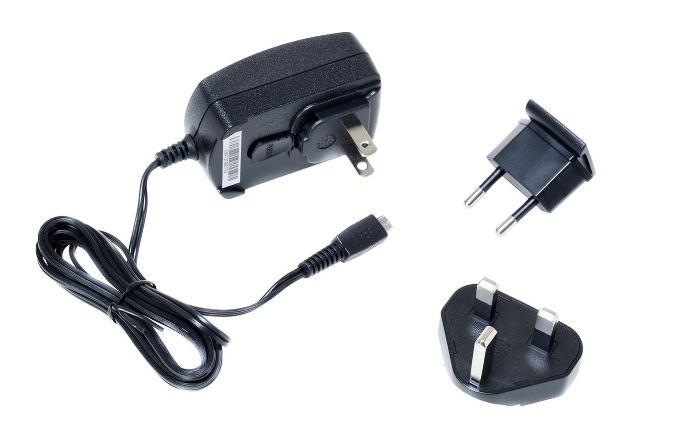 chargeur portable blackberry chargeur secteur micro usb 1293680 darty. Black Bedroom Furniture Sets. Home Design Ideas