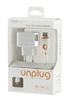 Unplug Chargeur secteur 2 USB / Micro USB photo 2