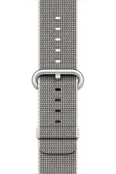Accessoires pour Apple Watch BRACELET EN NYLON 42 MM COULEUR PERLE Apple