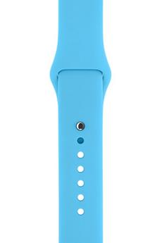 Accessoires pour Apple Watch BRACELET SPORT 42MM BLEU Apple