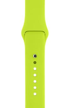 Accessoires pour Apple Watch BRACELET SPORT 42MM VERT Apple