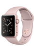 Apple WATCH SERIE 1 38MM CADRAN ALUMINIUM COULEUR OR-ROSE BRACELET SPORT ROSE photo 1