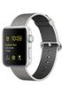 Apple watch WATCH SERIE 2 42MM ALUMINIUM COULEUR ARGENT BRACELET NILON PERLE Apple