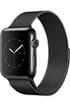 Apple watch WATCH SERIE 2 42MM ACIER COULEUR GRIS SIDERAL BRACELET MILANAIS GRIS SIDERAL Apple