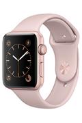 Apple watch Apple WATCH SERIE 2 42MM ALUMINIUM COULEUR OR ROSE BRACELET SPORT ROSE