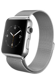 Apple watch WATCH 42MM ACIER BRACELET MILANAIS Apple