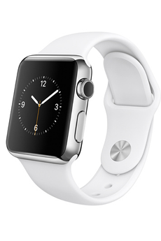 Apple watch WATCH 38MM ACIER BRACELET SPORT BLANC Apple