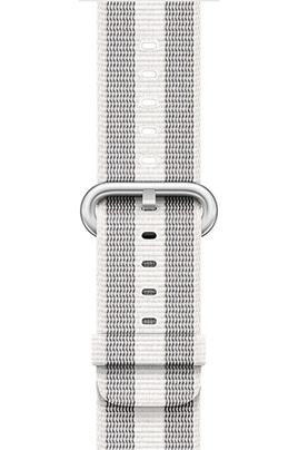 Bracelet 42mm En nylon tissé Taille de 145 à 215 mm