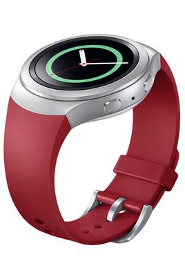 Accessoires Montres / Bracelets connectés BRACELET rouge pour SAMSUNG GEAR S2 Samsung