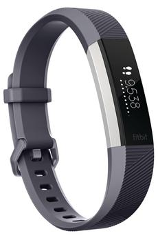 Bracelets connectés ALTA HR BLEU GRIS TAILLE L Fitbit