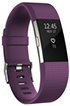 Fitbit CHARGE 2 PRUNE ARGENT SMALL photo 2