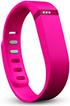 Fitbit FITBIT FLEX ROSE