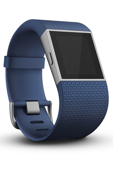 Bracelets connectés SURGE L BLEU Fitbit