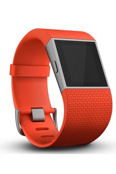 Bracelets connectés SURGE S TANGERINE Fitbit