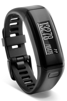 Bracelets connectés VIVOSMART HR NOIR LARGE Garmin