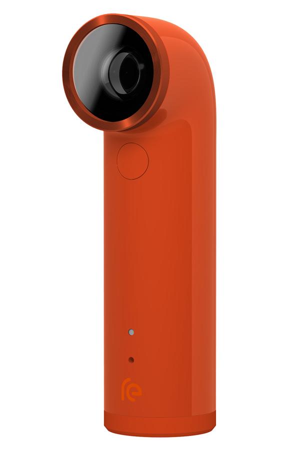 cam ra connect e htc re camera orange 99hacn011 00. Black Bedroom Furniture Sets. Home Design Ideas