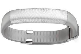 Bracelets connectés UP2 LIGHT GREY HEX Jawbone