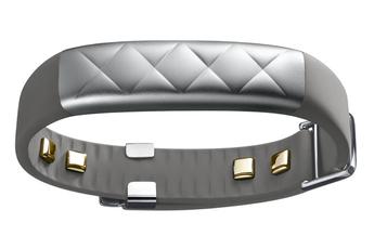 Bracelets connectés UP3 SILVER CROSS Jawbone