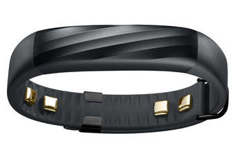 Bracelets connectés UP3 BLACK TWIST Jawbone