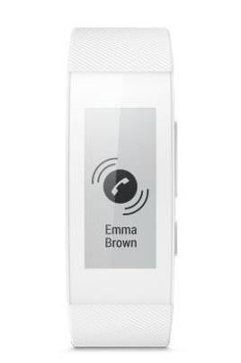 Bracelets connectés SMARTBAND TALK SWR30 BLANC Sony