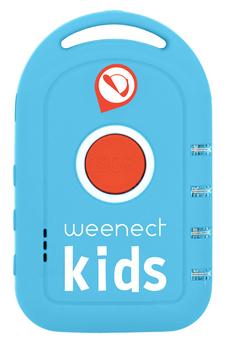Balise GPS connectée BALISE ENFANTS Weenect