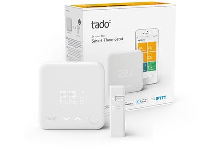 Thermostat connecté TADO THERMOSTAT INTELLIGENT KIT DE DEMARRAGE V3+