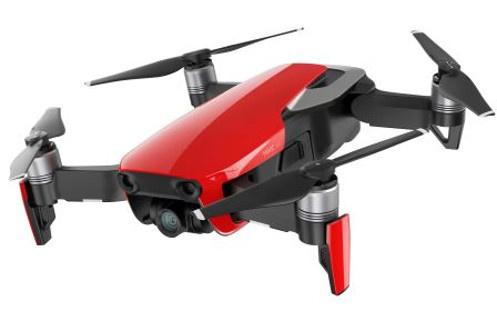 Drone MAVIC AIR ROUGE Dji