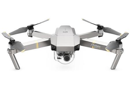 27f6d71cf6d Drone Dji MAVIC PRO PLATINUM | Darty