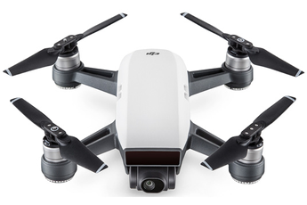 Drone SPARK COMBO FLY MORE BLANC Dji