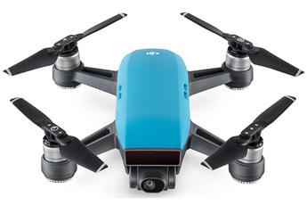 Drone SPARK COMBO FLY MORE BLEU Dji