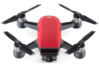 Drone SPARK COMBO FLY MORE ROUGE Dji