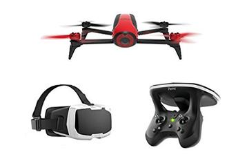 Drone BEBOP 2 FPV ROUGE Parrot