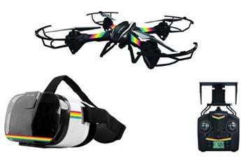 DRONE FALCON + VR