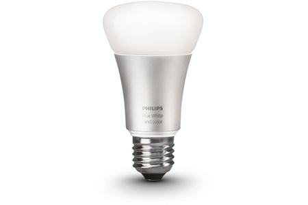 ampoules connect es philips ampoule hue e27 color v2. Black Bedroom Furniture Sets. Home Design Ideas
