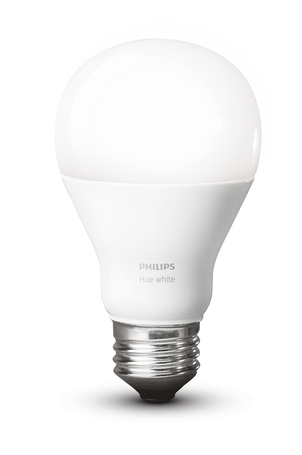 ampoules connect es philips ampoule hue e27 white ampoule hue white 4175603 darty. Black Bedroom Furniture Sets. Home Design Ideas