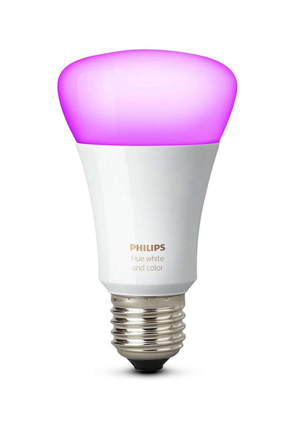 ampoules connect es philips hue e27 rich color 4275209 darty. Black Bedroom Furniture Sets. Home Design Ideas