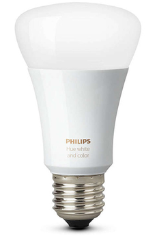 Ampoules connectées HUE E27 RICH COLOR Philips