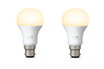 Philips HUE WHITE B22 PACK 2 AMPOULES photo 1