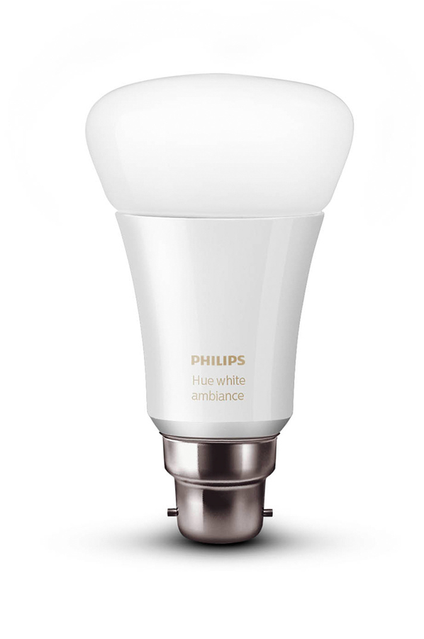 ampoules connect es philips hue white ambian b22 4233883. Black Bedroom Furniture Sets. Home Design Ideas