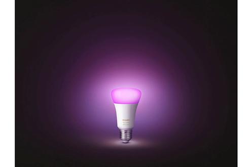 Ampoules connectées Kit de démarrage Hue White&Colors x 3 ampoules E27 Philips