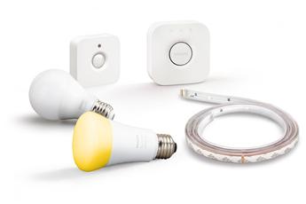 Ampoules connectées Hue Kit Lumière Connectée Philips