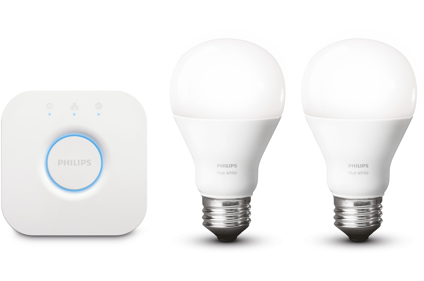 Ampoules connect es philips starter kit hue blanche - Ampoule philips hue ...