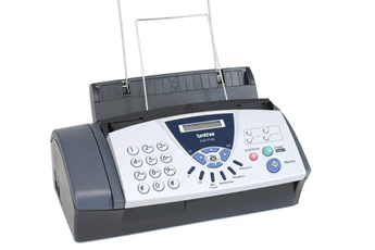 FAX BROTHER FAXT102 NOIR BLANC