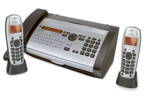Sagemcom PHONEFAX 48TDS Duo