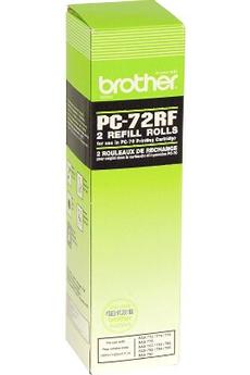 Cartouche et ruban pour fax PC-72RF Brother