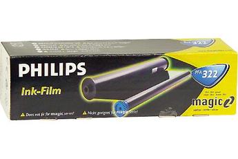 Cartouche et ruban pour fax PFA322 Philips